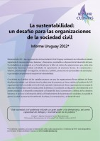 Informe Rendir Cuentas Uruguay 2012