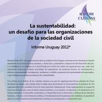 Informe Rendir Cuentas Uruguay 2012 | ICD
