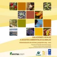 Soluciones locales a desafíos ambientales globales