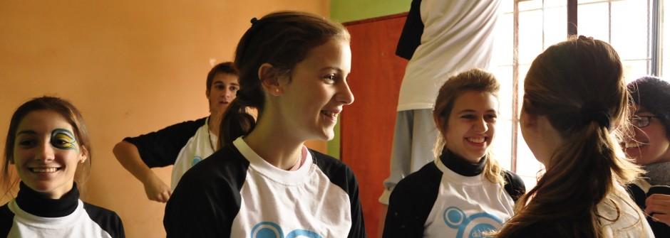 Día Global del Voluntariado Juvenil Uruguay