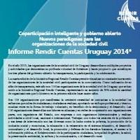 Informe Rendir Cuentas 2014. Coparticipación Inteligente y Gobierno Abierto, 2014 | ICD