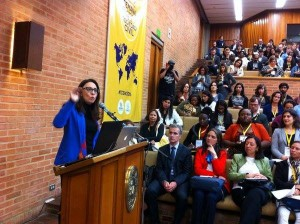 International Civil Society Week 2016 gathers over 50 Civil Society participants in Bogota