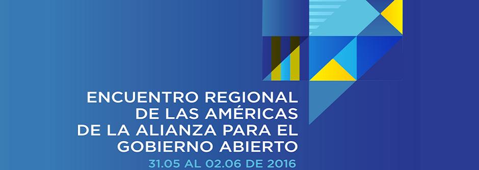 Se realizó el Encuentro Regional de las Américas de la Alianza para el Gobierno Abierto
