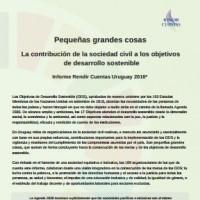 Informe Rendir Cuentas Uruguay 2016