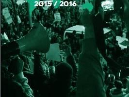 Informe Anual de CIVICUS 2015/2016