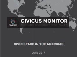 Espacio CIVICO en las Américas