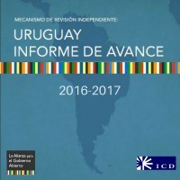 Uruguay Informe de Avance 2016-2017. Mecanismo de Revisión Independiente, 2018 | ICD – Open Government Partnership