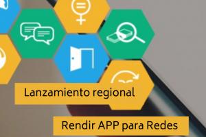 Rendir APP para redes: autoevaluación para mejorar las prácticas de rendición de cuentas de plataformas y redes de la sociedad civil.