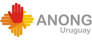 Logo ANONG color f blanco