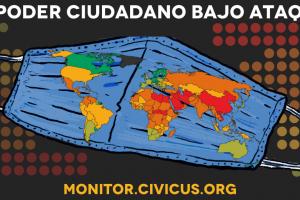 El poder ciudadano bajo ataque. Informe del CIVICUS Monitor 2020