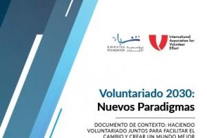 Haciendo voluntariado juntos para facilitar el cambio y crear un mundo mejor