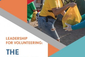 Leadership for Volunteering: the COVID-19 experience
